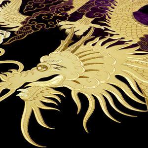 Tête de Lit au dragon
