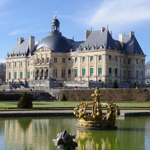 King's Chamber, Vaux-le-Vicomte